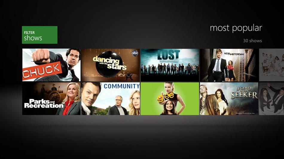 Hulu Plus Gallery